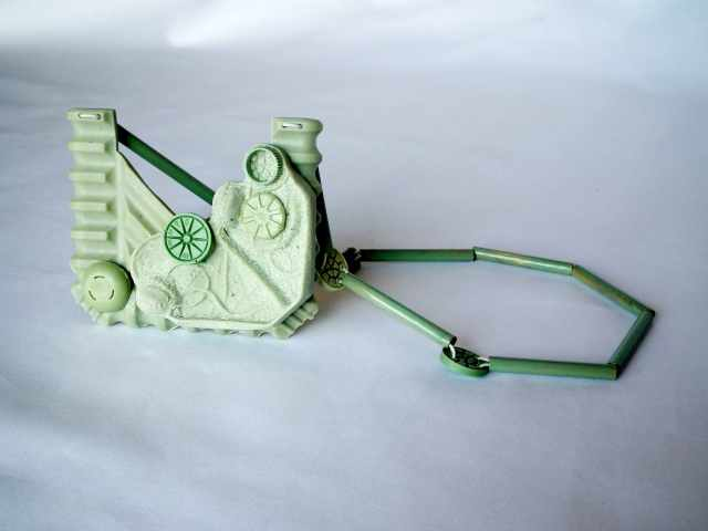 green neckpiece 1 small