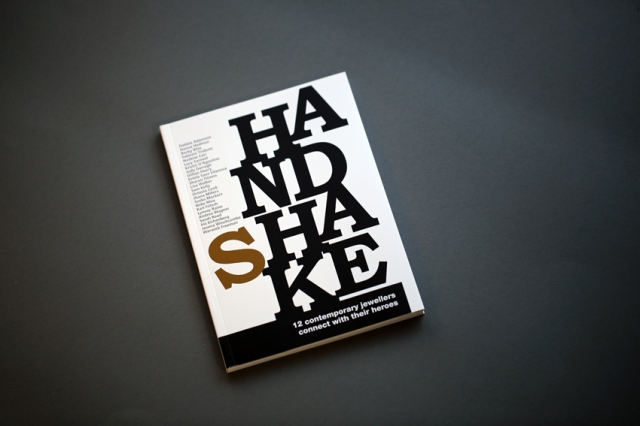 HANDSHAKE book